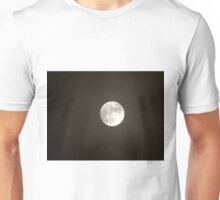 January Full moon Unisex T-Shirt