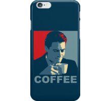 Damn Fine Coffee! iPhone Case/Skin