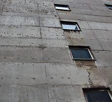 Concrete Wall by Adam Wain