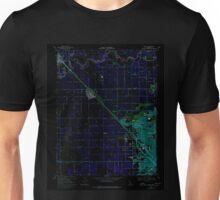 USGS TOPO Map California CA Salida 294904 1969 24000 geo Inverted Unisex T-Shirt