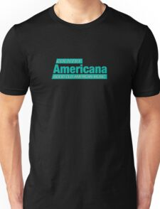 Vintage Country Americana Unisex T-Shirt