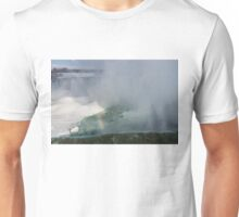 Milky Mist and Double Rainbows -  Unisex T-Shirt