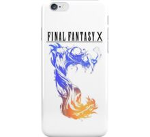 Final Fantasy X - galaxy~ iPhone Case/Skin