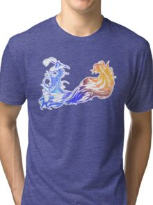 Final Fantasy X - galaxy~ Tri-blend T-Shirt