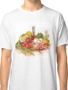 Still life with vegetables Classic T-Shirt