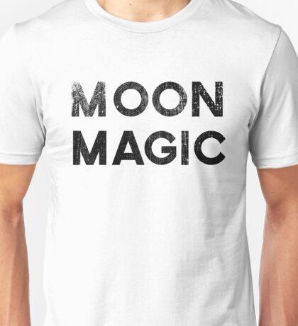 Moon Magic Hipster Style Graphic Tee Shirt Unisex T-Shirt