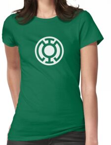 hope symbol Womens Fitted T-Shirt
