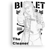 """""""The Cleaner"""" Kenny Omega  Canvas Print"""