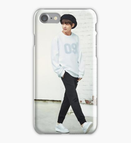 BTS V P iPhone Case/Skin