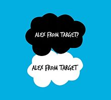 Alex From Target by Kaylibella