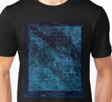 USGS TOPO Map California CA Bryson 296918 1919 62500 geo Inverted Unisex T-Shirt