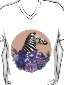 Zebra Beauty T-Shirt