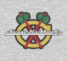 Blackhawks by hoodedhawks