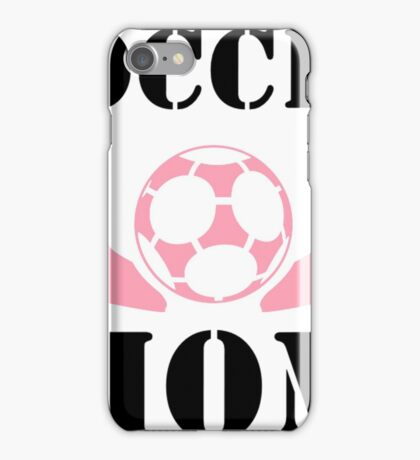 soccer mom shirts iPhone Case/Skin