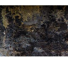 Concrete 2 Photographic Print