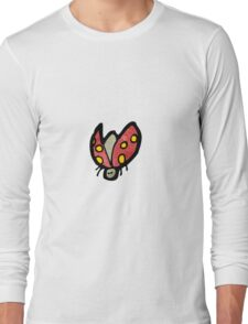 cartoon ladybug Long Sleeve T-Shirt