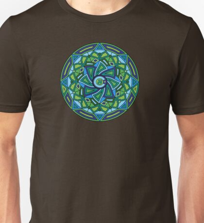 String Cheese Incident Sacred Mandala Colorado Love 3 Unisex T-Shirt