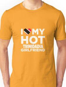 I Love My Trinidadia Girlfriend Unisex T-Shirt