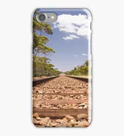 Goldfields track iPhone Case/Skin