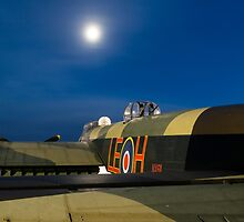 Bomber's Moon by Nigel Bangert