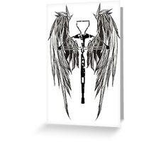 D-Wings Greeting Card