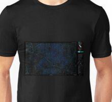 USGS TOPO Map California CA Tehachapi 299183 1978 100000 geo Inverted Unisex T-Shirt