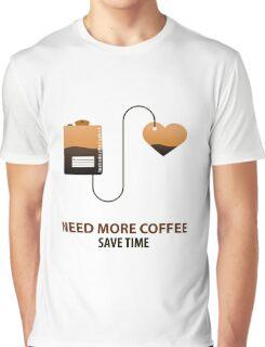 Coffee Graphic T-Shirt