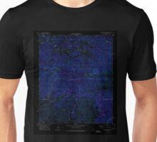 USGS TOPO Map California CA San Gorgonio Mtn 300081 1970 24000 geo Inverted Unisex T-Shirt