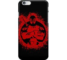 Merc With A Mouth v1 iPhone Case/Skin