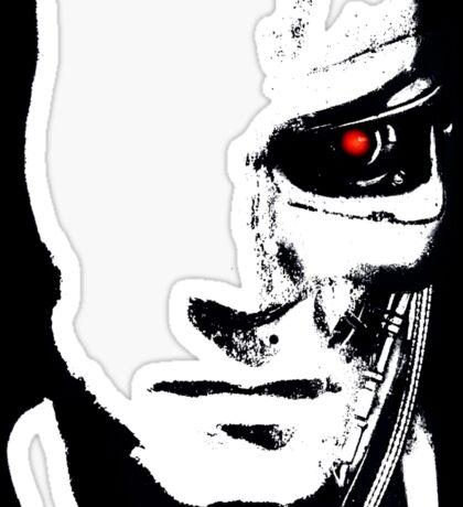 Terminator Sticker