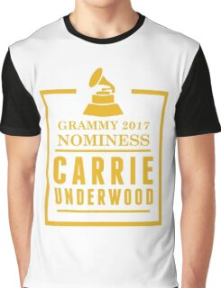 Carrie Underwood Graphic T-Shirt