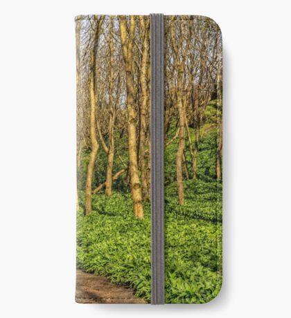 The Garlic forest iPhone Wallet/Case/Skin