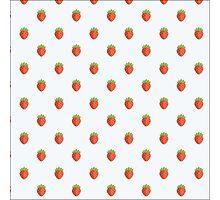 Sweet strawberry Photographic Print