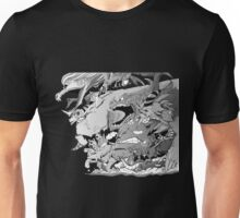 creatures monsters Unisex T-Shirt