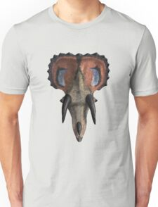 Triceratops head Unisex T-Shirt