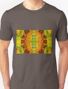 Energy Experiences Abstract Healing Artwork  T-Shirt