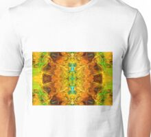 Energy Experiences Abstract Healing Artwork  Unisex T-Shirt