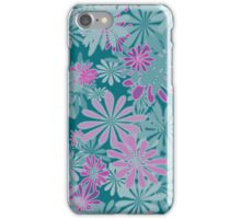 floral bliss iPhone Case/Skin