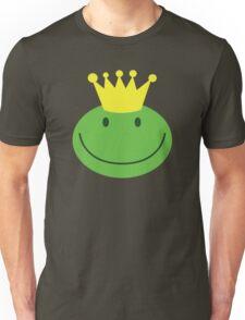 Cute kawaii frog prince Unisex T-Shirt