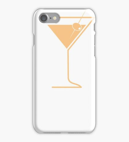 Bartender Cocktail Mixology Science Bar Lounge iPhone Case/Skin