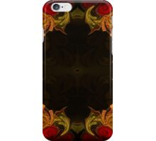 Undecided Bliss Abstract Healing Artwork  iPhone Case/Skin