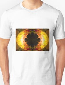 Undecided Bliss Abstract Healing Artwork  Unisex T-Shirt