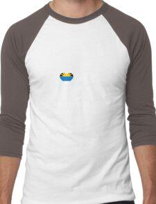 I Love My Antiguan Boyfriend Men's Baseball ¾ T-Shirt