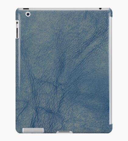 Leather texture closeup iPad Case/Skin