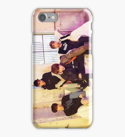 BTS~S,J,V,R~P iPhone Case/Skin