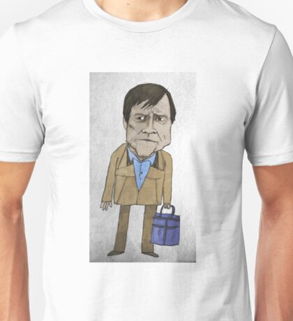 Roy Cropper Drawing Art Coronation Street Unisex T-Shirt