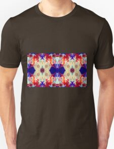 Facing The Unknown Abstract Healing Artwork  T-Shirt