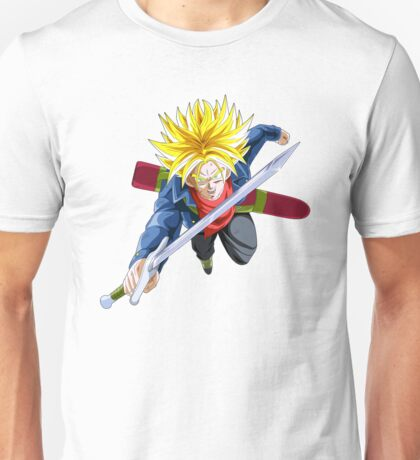 Dragon Ball Super - Trunks SSJ Unisex T-Shirt