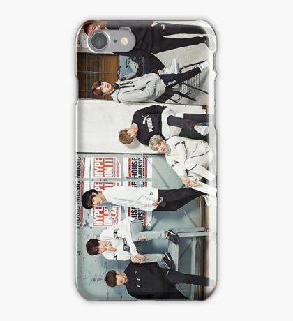 BTS P iPhone Case/Skin