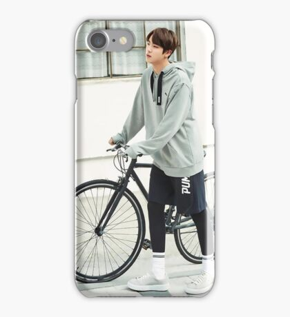BTS Jin P iPhone Case/Skin